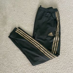 Rare Olive Green Men's Sweatpants CLIMACOOL